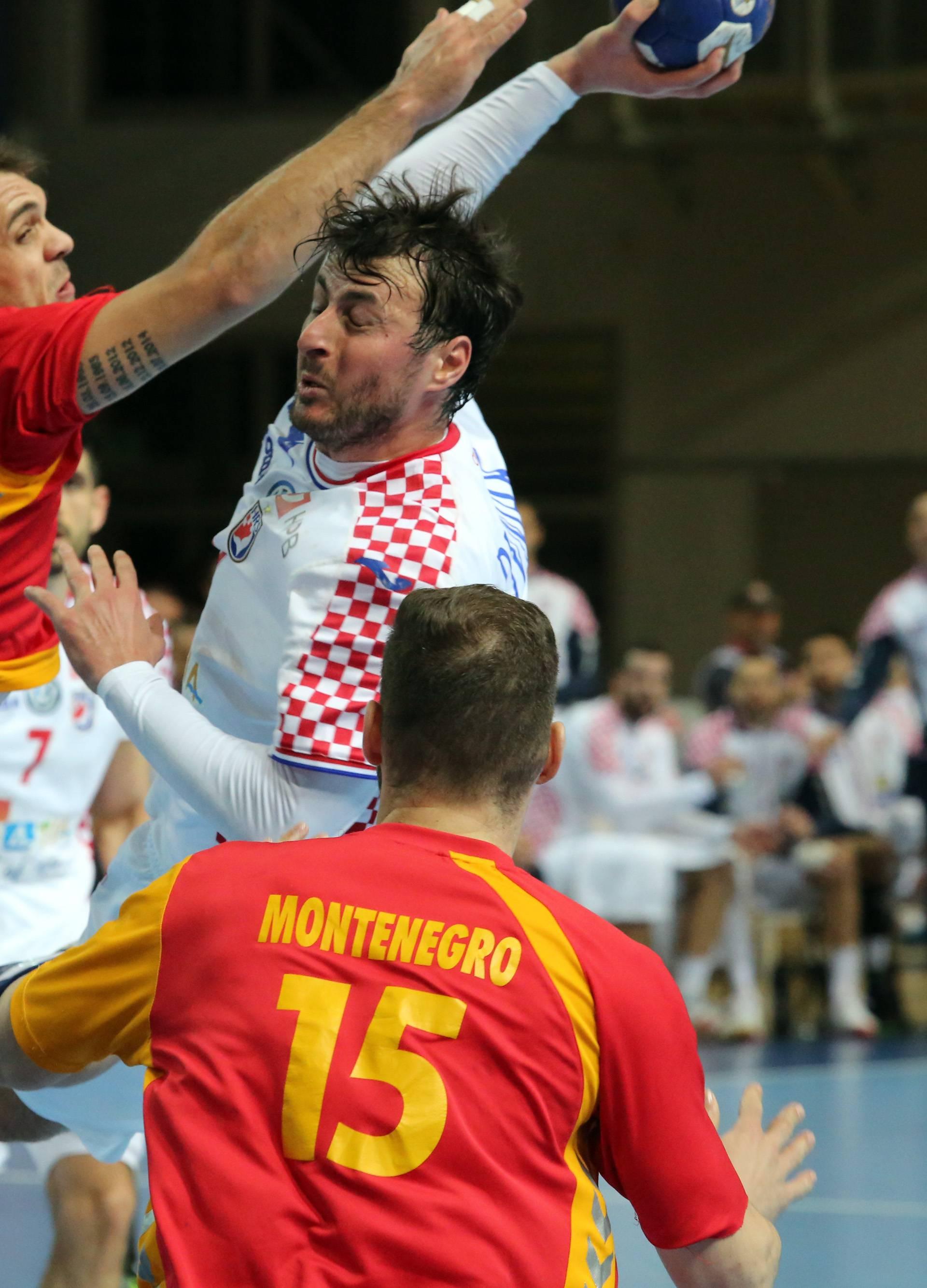 Poreč: Hrvatska i Crna Gora na međunarodnom rukometnom turniru HEP Croatia Cup