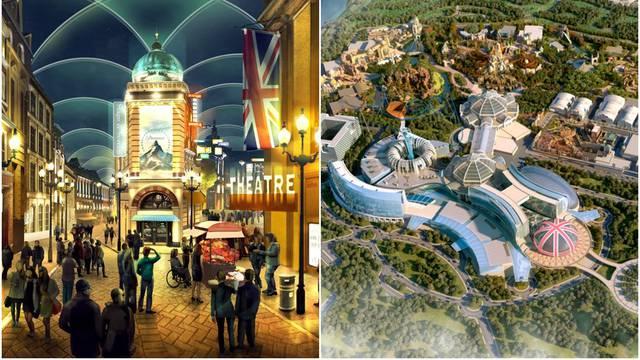 Najveći zabavni park uskoro u Londonu: Imat će sedam zona