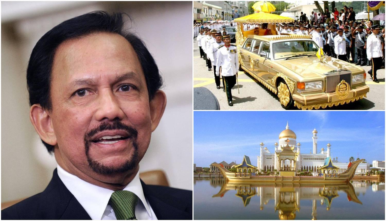 Diktator opsjednut seksom: Ima 9000 auta i zlatni Boeing