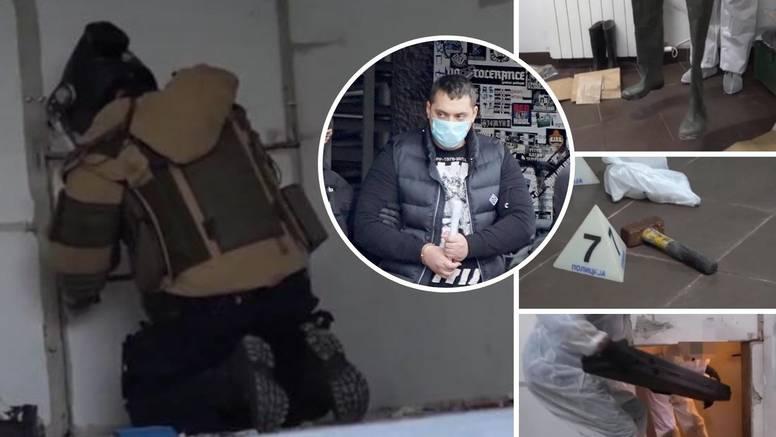 Srpski monstrumi u tajnoj sobi mučili žrtve alatom i kiselinom: Zidove su obojili da sakriju DNK