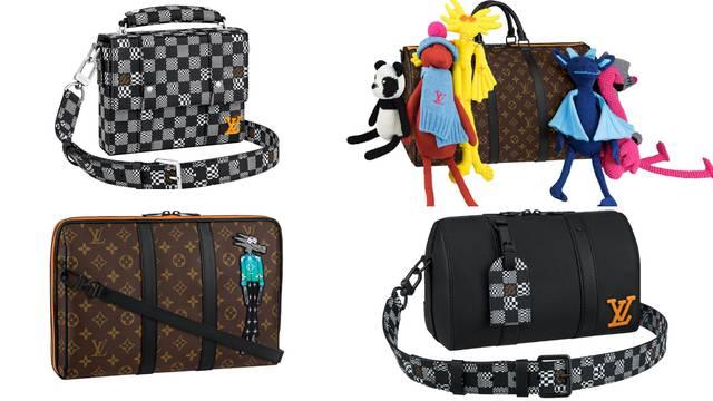 Louis Vuitton proljetna kolekcija modnih detalja i torbica pod utjecajem je Zoom druženja