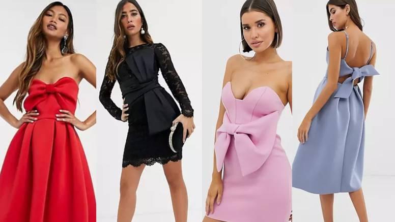 Mašna kao romantičan detalj: Savršena na finim haljinama