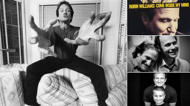 Robin Williams: 'Imao je talent nasmijati baš svakog čovjeka'