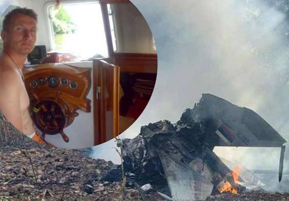 Avion nesretnog pilota srušio se u dvorištu njegove tetke...