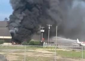 Teksas: Deset ljudi poginulo u padu privatnog zrakoplova