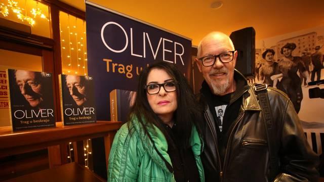 """Split: Promocija knjige splitskog glazbenog kritičara Zlatka Galla """"Oliver - Trag u beskraju"""""""