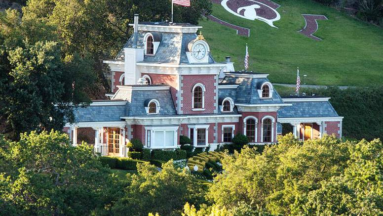 Prodan je zloglasni Jacksonov Neverland za 'samo' 130 mil. kn