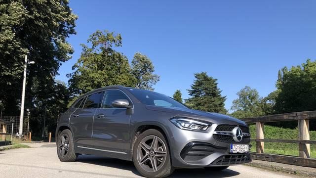 Novi Mercedes GLA je neusporedivo bolji auto