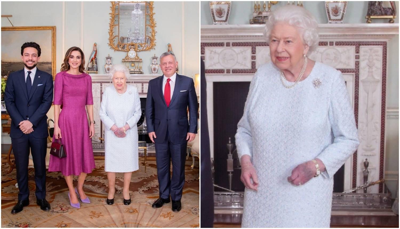 Sve zabrinula: Kraljica (92) se pojavila s 'ljubičastom' rukom