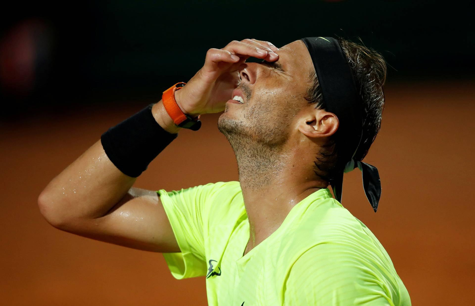 FILE PHOTO: ATP Masters 1000 - Italian Open