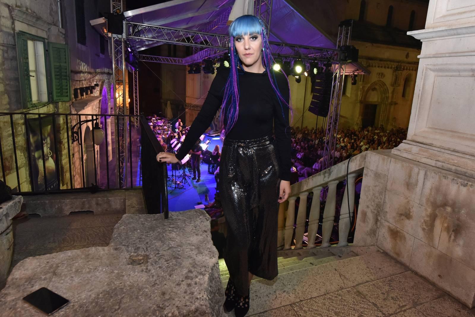 Šibenik: Večer dalmatinske šansone - večer talijanske kancone, 1. večer