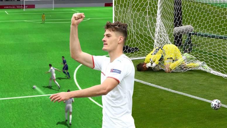 VIDEO Spektakularan gol Čeha u 3D animaciji: 'Pokušava to i na treninzima. Još niste vidjeli sve'