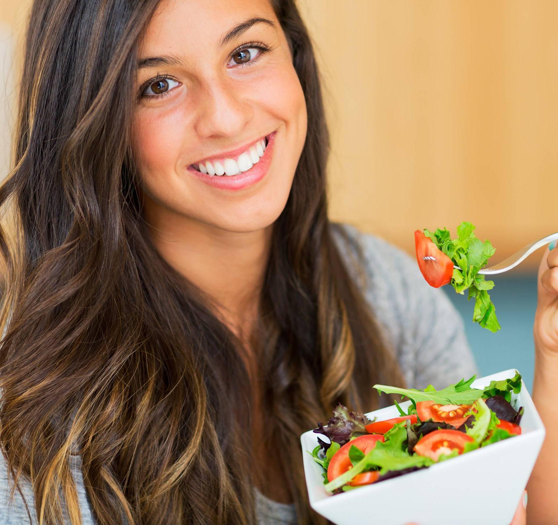 Jedite svjesno i dobro žvačite kako biste apsorbirali nutrijente