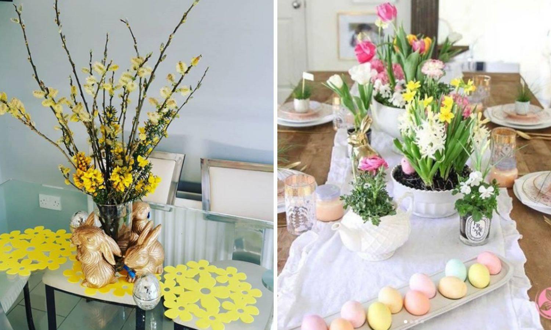 Neka vaš uskrsni stol bude još ljepši: Evo kako ga dekorirati