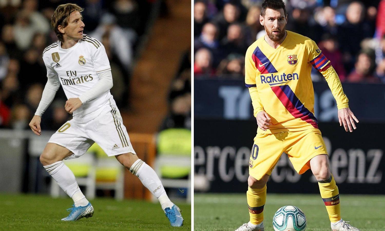 Leo Messi najbolji playmaker, Luku Modrića debelo podcijenili