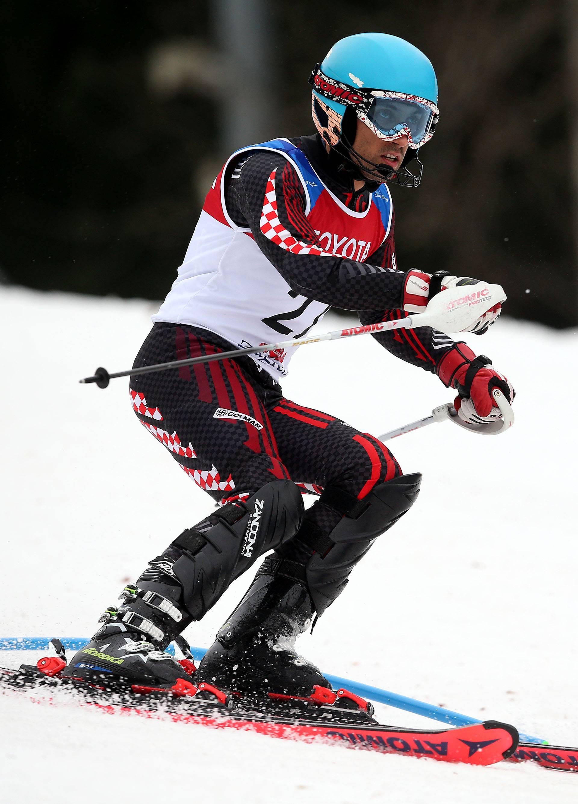Na skije je stao s 10 godina i odlučio: E, ovo je moja ljubav