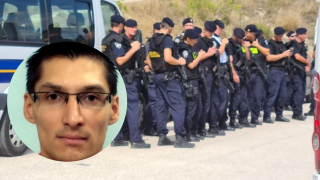 Suspendirali policajce kojima je u Splitu zbrisao Branimir Čaleta