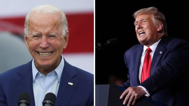 Par sati uoči prve debate Joe Biden objavio poreznu prijavu
