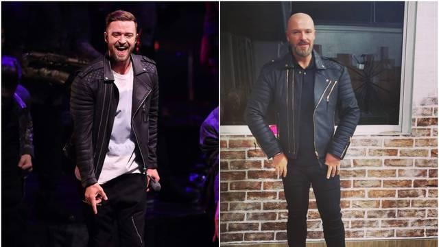 Alen i Justin Timberlake nose istu jaknu: 'Kojem bolje stoji?'
