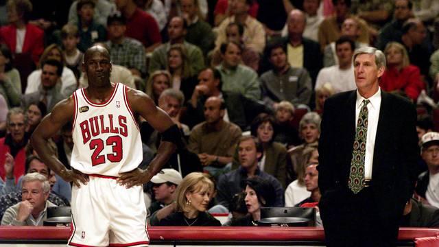 FILE PHOTO: NBA: Utah Jazz at Chicago Bulls