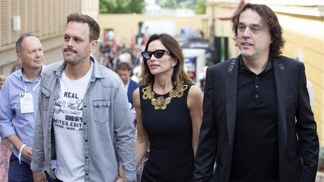 Rovinj: Severina i Igor Kojić stigli na 12. Weekend Media Festival