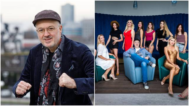 Vuco postaje voditelj: Ugostit će hrpu poznatih 'faca', u showu će se jesti i piti, gosti će i pjevati