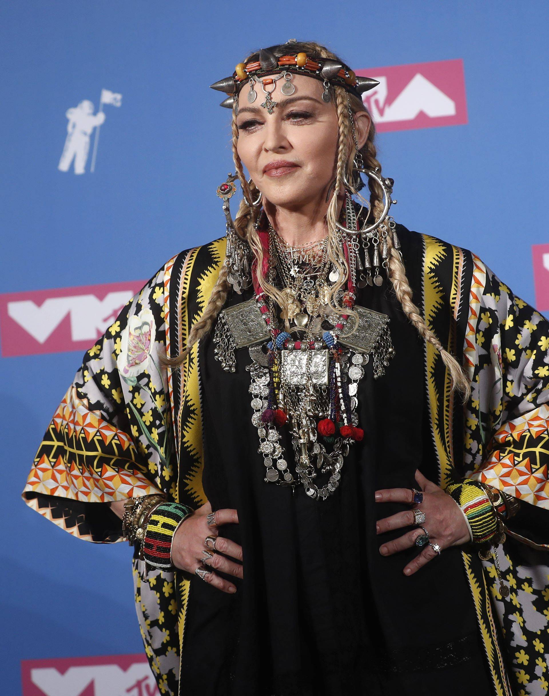 2018 MTV Video Music Awards - Photo Room - New York