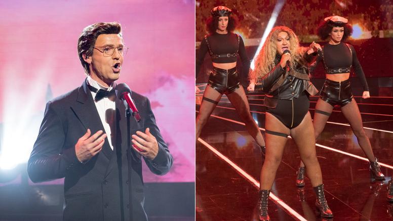 Saša Lozar pobijedio, a Petko kao hrvatska Beyonce oduševio