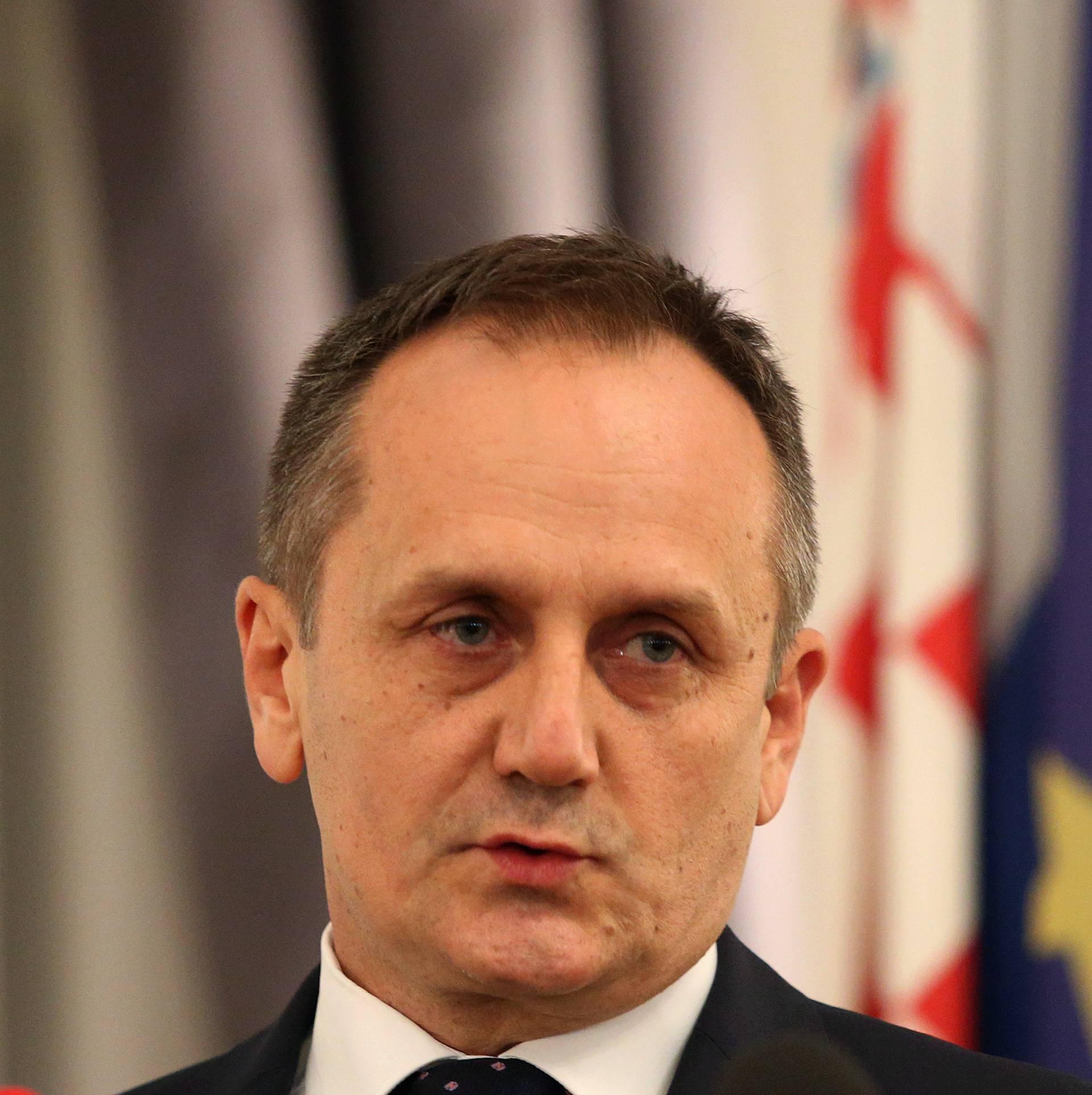 Ante Ćorušić je odbio ostavku Prgometa u klinici na Rebru