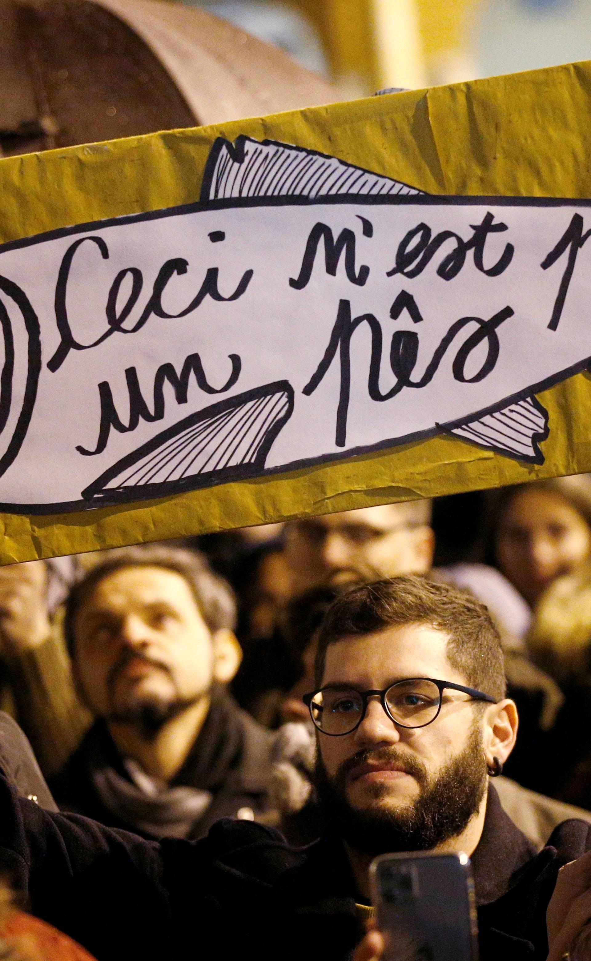 'Sardine' pripremaju najveći  skup protiv Mattea Salvinija
