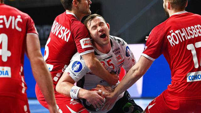 2021 IHF Handball World Championship - Preliminary Round Group E - Switzerland v Norway