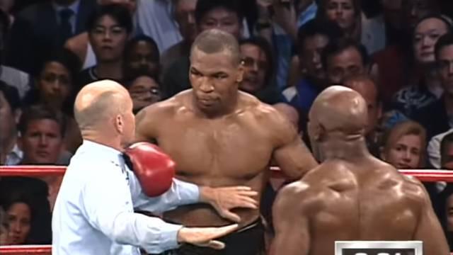 Holyfield: Da pitam Tysona za meč, ispalo bi da sam nasilnik