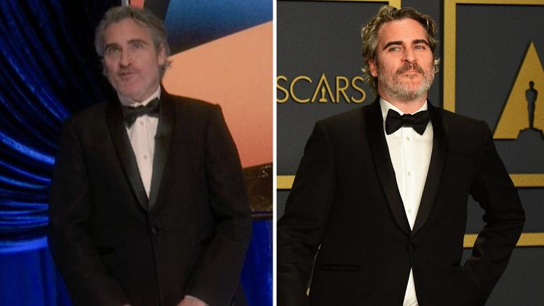 Joaquin Phoenix obukao isto odijelo kao i za prošlogodišnje Oscare: 'To je praktičan čovjek'