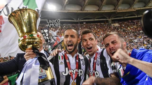 ITA, Coppa Italia, Juventus Turin vs AC Milan