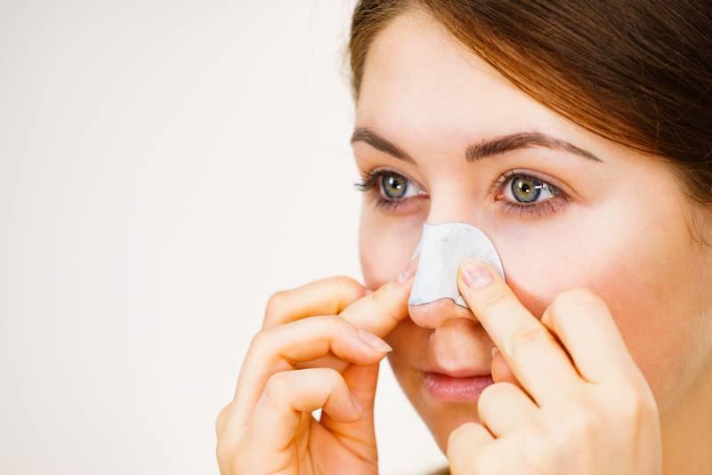Flasteri za čišćenje pora na licu nisu tako učinkoviti kako se čini
