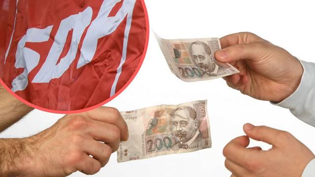 Procurio mail: Bit ćeš na listi SDP-a? Donesi novac tajniku...