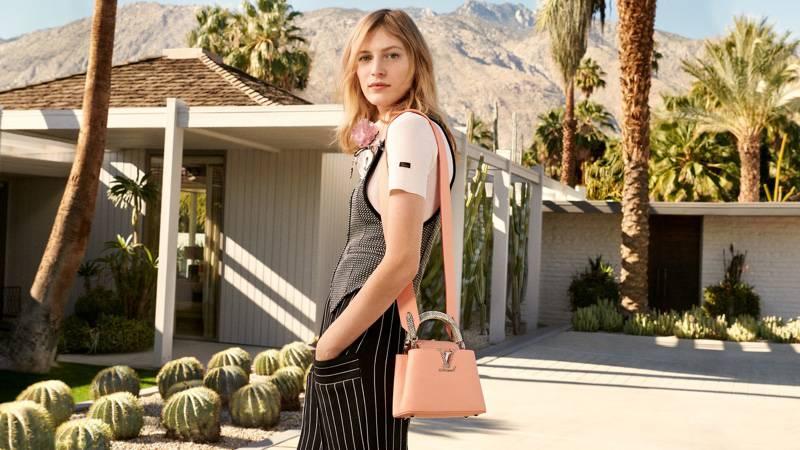 Louis Vuitton predstavlja novu kolekciju Capucines torbica