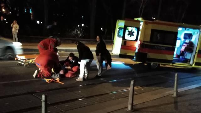 Na Ribnjaku auto naletio na pješaka, u Odri bus na dijete