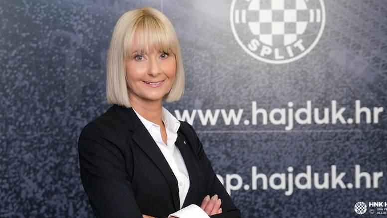 Bivša direktorica u Podravki je nova članica Hajdukove uprave