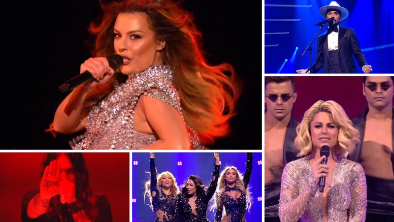 Tko je bio najbolji u drugoj polufinalnoj večeri Eurosonga?