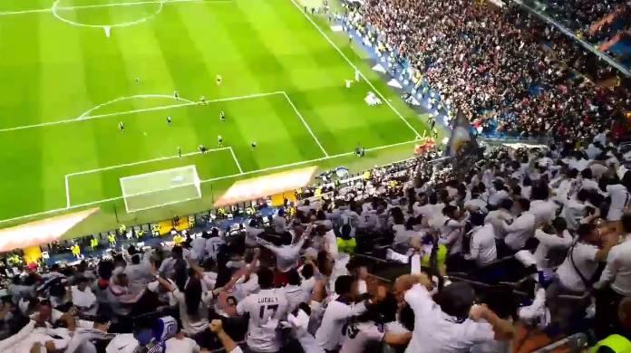 Pjevali 'Ramos će zabiti' prije nego je zabio: Tribine podivljale