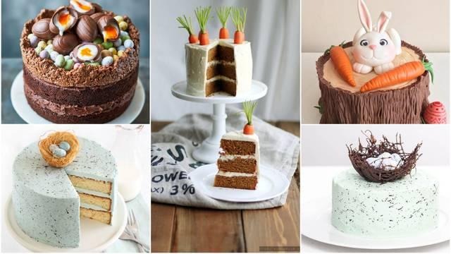 Uskrsne torte: Donosimo vam 15 preslatkih ideja za inspiraciju