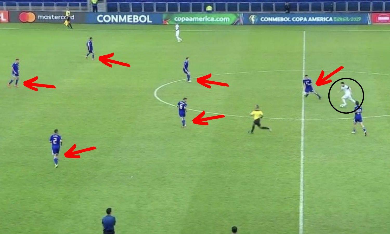 Messi i 10 'panjeva': Dok Leo napada, suigrači mu spavaju...
