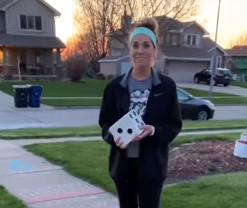Pločnik u susjedstvu pretvorili su u društvenu igru Monopoly