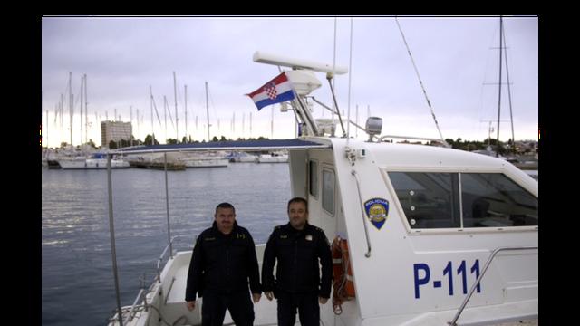 Po jakom nevremenu spašavali ribara kojem je otkazao motor