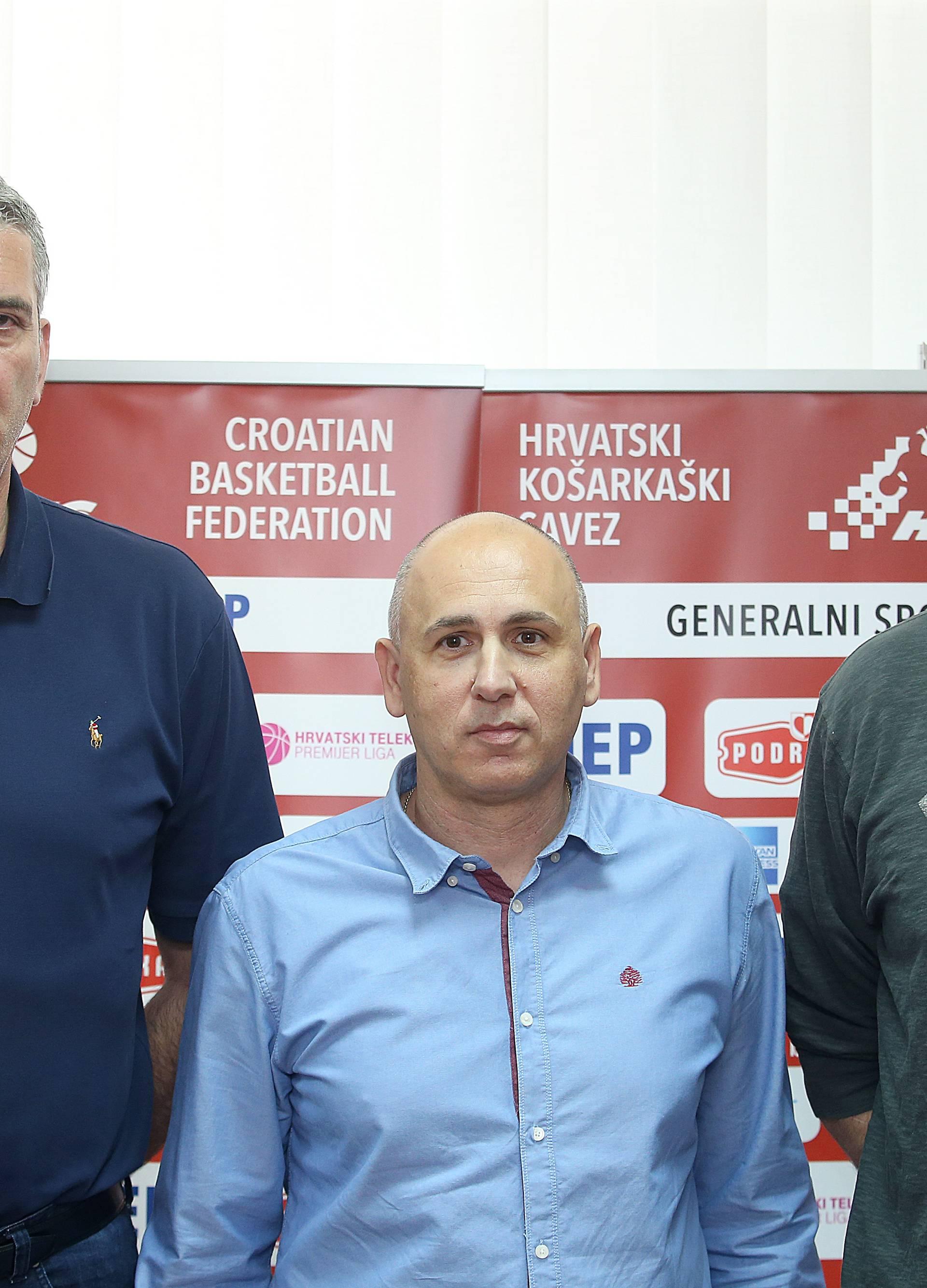 Anzulović novi izbornik: Igrat će samo oni igrači koji to žele