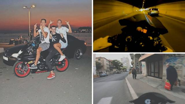 Divljak u Splitu zaradio milijun kuna kazni u samo 24 minute...