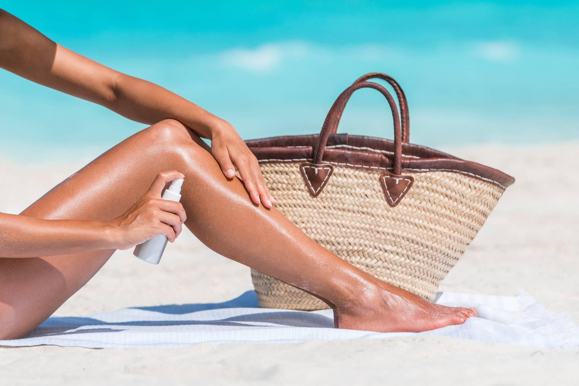 Koža bez iritacije: Depilaciju obavite dan prije sunčanja