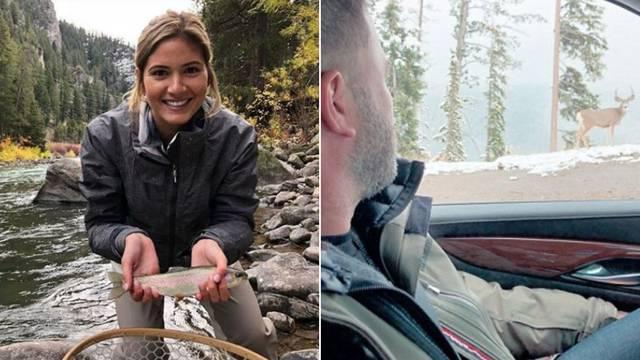 Ben Affleck odveo 'zečicu' u divljinu: Upecala mu je ribicu