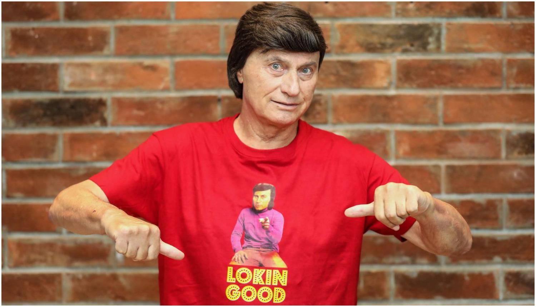 Lokin je ponosan: 'Izgledaš baš fantastično mantra je majice...'